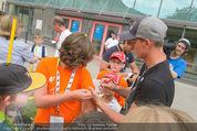 SuperFit Kindertag - Altes AKH - Mi 08.07.2015 - Thomas MORGENSTERN gibt Autogramme13