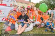 SuperFit Kindertag - Altes AKH - Mi 08.07.2015 - Thomas MORGENSTERN mit Kindern14