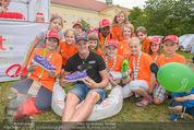 SuperFit Kindertag - Altes AKH - Mi 08.07.2015 - Thomas MORGENSTERN mit Kindern15