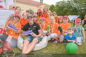 SuperFit Kindertag - Altes AKH - Mi 08.07.2015 - Thomas MORGENSTERN mit Kindern16
