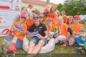 SuperFit Kindertag - Altes AKH - Mi 08.07.2015 - Thomas MORGENSTERN mit Kindern17