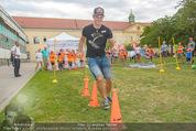 SuperFit Kindertag - Altes AKH - Mi 08.07.2015 - Thomas MORGENSTERN mit Kindern25