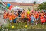 SuperFit Kindertag - Altes AKH - Mi 08.07.2015 - Thomas MORGENSTERN mit Kindern4