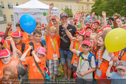 SuperFit Kindertag - Altes AKH - Mi 08.07.2015 - Thomas MORGENSTERN mit Kindern9