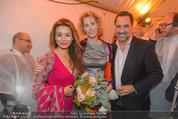 Tosca Premiere - Steinbruch St. Margarethen - Mi 08.07.2015 - Maren HOFMEISTER, Amra BERGMANN mit Begleitung50