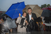 Tosca Premiere - Steinbruch St. Margarethen - Mi 08.07.2015 - Agnes und Stefan OTTRUBAY63
