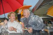 Tosca Premiere - Steinbruch St. Margarethen - Mi 08.07.2015 - Harald und Ingeborg Mausi SERAFIN69