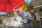 Tosca Premiere - Steinbruch St. Margarethen - Mi 08.07.2015 - Harald und Ingeborg Mausi SERAFIN70