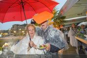 Tosca Premiere - Steinbruch St. Margarethen - Mi 08.07.2015 - Harald und Ingeborg Mausi SERAFIN73