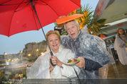 Tosca Premiere - Steinbruch St. Margarethen - Mi 08.07.2015 - Harald und Ingeborg Mausi SERAFIN74