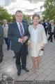 Eine Nacht in Venedig Premiere - Seebühne Mörbisch - Do 09.07.2015 - Hans NIESSL mit Ehefrau Christine14