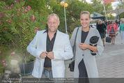 Eine Nacht in Venedig Premiere - Seebühne Mörbisch - Do 09.07.2015 - Stefan KOUBEK mit Freundin Katja30