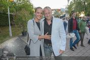 Eine Nacht in Venedig Premiere - Seebühne Mörbisch - Do 09.07.2015 - Stefan KOUBEK mit Freundin Katja35