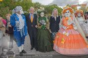 Eine Nacht in Venedig Premiere - Seebühne Mörbisch - Do 09.07.2015 - Werner und Martina FASSLABEND51