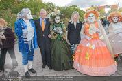 Eine Nacht in Venedig Premiere - Seebühne Mörbisch - Do 09.07.2015 - Werner und Martina FASSLABEND52
