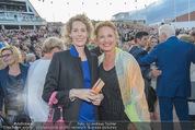 Eine Nacht in Venedig Premiere - Seebühne Mörbisch - Do 09.07.2015 - Maren HOFMEISTER, Dagmar SCHELLENBERGER73