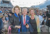 Eine Nacht in Venedig Premiere - Seebühne Mörbisch - Do 09.07.2015 - Maren HOFMEISTER, Harald SERAFIN, Dagmar SCHELLENBERGER75