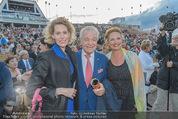 Eine Nacht in Venedig Premiere - Seebühne Mörbisch - Do 09.07.2015 - Maren HOFMEISTER, Harald SERAFIN, Dagmar SCHELLENBERGER76