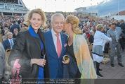 Eine Nacht in Venedig Premiere - Seebühne Mörbisch - Do 09.07.2015 - Maren HOFMEISTER, Harald SERAFIN, Dagmar SCHELLENBERGER77