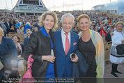 Eine Nacht in Venedig Premiere - Seebühne Mörbisch - Do 09.07.2015 - Maren HOFMEISTER, Harald SERAFIN, Dagmar SCHELLENBERGER80
