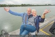 Gourmet Schifffahrt - MS Kaiserin Elisabeth - Di 14.07.2015 - Jazz GITTI, Andy LEE LANG14
