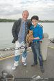 Gourmet Schifffahrt - MS Kaiserin Elisabeth - Di 14.07.2015 - Andy LEE LANG, Nhut LA HONG mit Hund Nes15
