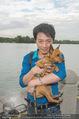 Gourmet Schifffahrt - MS Kaiserin Elisabeth - Di 14.07.2015 - Nhut LA HONG mit Hund Nes18