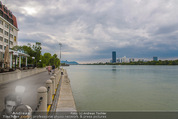 Gourmet Schifffahrt - MS Kaiserin Elisabeth - Di 14.07.2015 - Donau Skyline Vienna DC Tower UNO City Donauturm Schiffe2