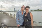 Gourmet Schifffahrt - MS Kaiserin Elisabeth - Di 14.07.2015 - Andrea H�NDLER, Franz SCHNAITT22
