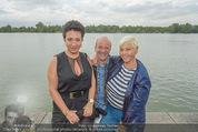 Gourmet Schifffahrt - MS Kaiserin Elisabeth - Di 14.07.2015 - Andrea H�NDLER, Andy LEE LANG, Jazz GITTI23