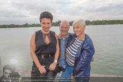 Gourmet Schifffahrt - MS Kaiserin Elisabeth - Di 14.07.2015 - Andrea H�NDLER, Andy LEE LANG, Jazz GITTI24