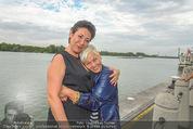 Gourmet Schifffahrt - MS Kaiserin Elisabeth - Di 14.07.2015 - Andrea H�NDLER, Jazz GITTI27