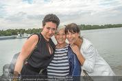 Gourmet Schifffahrt - MS Kaiserin Elisabeth - Di 14.07.2015 - Andrea H�NDLER, Jazz GITTI, Claudia KRISTOVIC-BINDER28