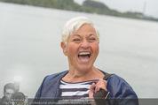 Gourmet Schifffahrt - MS Kaiserin Elisabeth - Di 14.07.2015 - Jazz GITTI3