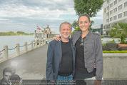 Gourmet Schifffahrt - MS Kaiserin Elisabeth - Di 14.07.2015 - Harald FENDRICH, Anastasia KELEMEN36