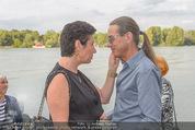 Gourmet Schifffahrt - MS Kaiserin Elisabeth - Di 14.07.2015 - Andrea H�NDLER, Franz SCHNAITT38