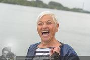 Gourmet Schifffahrt - MS Kaiserin Elisabeth - Di 14.07.2015 - Jazz GITTI4