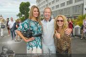 Gourmet Schifffahrt - MS Kaiserin Elisabeth - Di 14.07.2015 - Heribert KASPER, Romana MARTINOVIC, Niddl46