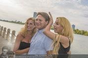 Gourmet Schifffahrt - MS Kaiserin Elisabeth - Di 14.07.2015 - Verena PFL�GER, Heinz HANNER, Yvonne RUEFF47