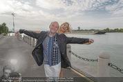 Gourmet Schifffahrt - MS Kaiserin Elisabeth - Di 14.07.2015 - Andy LEE LANG, Yvonne RUEFF53