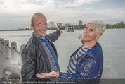 Gourmet Schifffahrt - MS Kaiserin Elisabeth - Di 14.07.2015 - Andy LEE LANG, Jazz GITTI55
