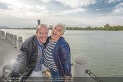 Gourmet Schifffahrt - MS Kaiserin Elisabeth - Di 14.07.2015 - Andy LEE LANG, Jazz GITTI56