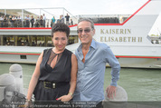 Gourmet Schifffahrt - MS Kaiserin Elisabeth - Di 14.07.2015 - Andrea H�NDLER, Franz SCHNAITT64