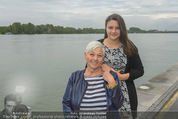 Gourmet Schifffahrt - MS Kaiserin Elisabeth - Di 14.07.2015 - Jazz GITTI mit Enkelin7