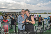 Gourmet Schifffahrt - MS Kaiserin Elisabeth - Di 14.07.2015 - Andrea H�NDLER, Franz SCHNAITT70