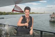 Gourmet Schifffahrt - MS Kaiserin Elisabeth - Di 14.07.2015 - Andrea H�NDLER72