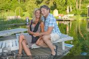 Yvonne Rueff Polterer und Grillfest - Hanner - Mi 15.07.2015 - Heinz HANNER, Verena PFL�GER10