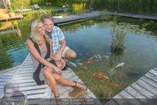 Yvonne Rueff Polterer und Grillfest - Hanner - Mi 15.07.2015 - Heinz HANNER, Verena PFL�GER12
