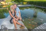 Yvonne Rueff Polterer und Grillfest - Hanner - Mi 15.07.2015 - Heinz HANNER, Verena PFL�GER13