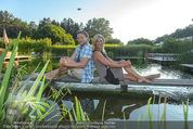 Yvonne Rueff Polterer und Grillfest - Hanner - Mi 15.07.2015 - Heinz HANNER, Verena PFL�GER14